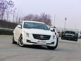 汽车点评主动刹车测试(6)凯迪拉克ATS-L