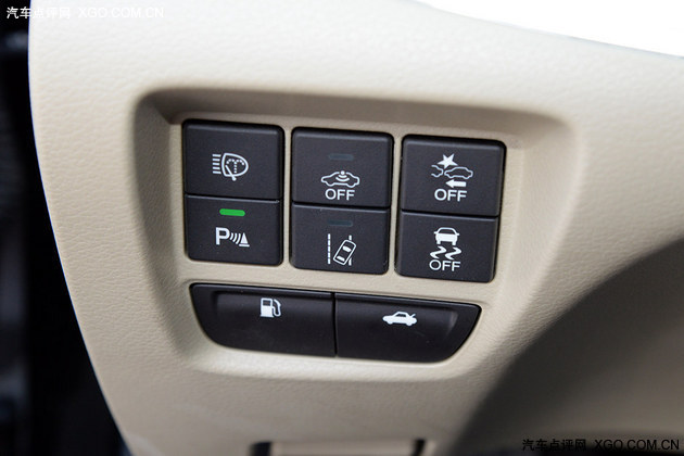 汽车点评主动刹车测试(7) 讴歌TLX