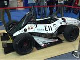中国首辆3D打印赛车