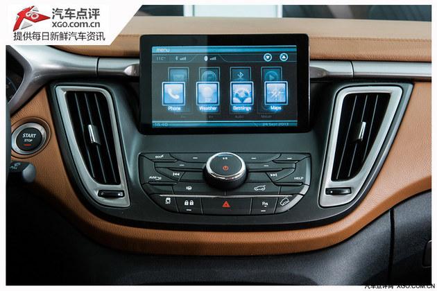 品质不输合资车 将上市自主SUV新车解析全文 东南 汽车点评 -品质不高清图片