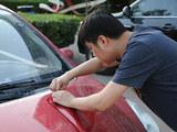 一分钟解决用车问题(30)调整雨刮喷水