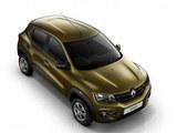 雷诺KWID小型车官图 搭载0.8L发动机