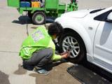 上门洗车好使么?O2O洗车软件服务体验