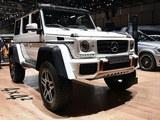 奔驰将量产G 500 4x4