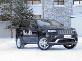 Jeep全新大切诺基消息