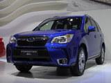 斯巴鲁森林人两款新车上市 售28.78万起