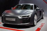 奥迪R8或推入门车型 配备涡轮增压动力