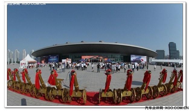 第五届太原国际车展圆满闭幕