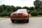 新增车身颜色 家用版众泰T600实拍图