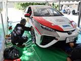 每日车坛 氢燃料车也能参加世界拉力赛?