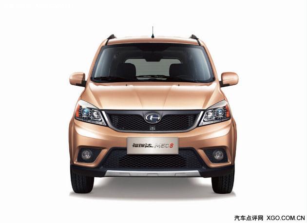 福瑞达M50S换装了昌河汽车-昌河福瑞达M50S正式上市 售4.79 5.69万高清图片