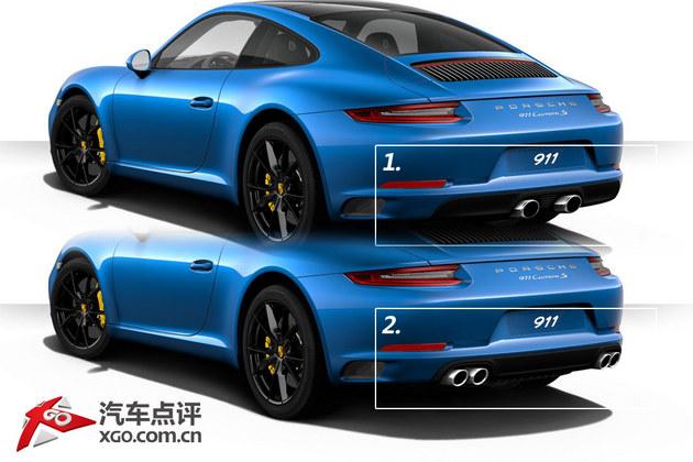 涡轮新世界 解析新款保时捷911卡雷拉