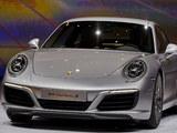 2015法兰克福车展:保时捷新款911亮相