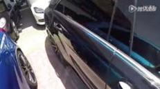 突袭迪拜停车场看有哪些豪车