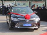 祥龙采购400辆凯美瑞双擎 投约租车市场