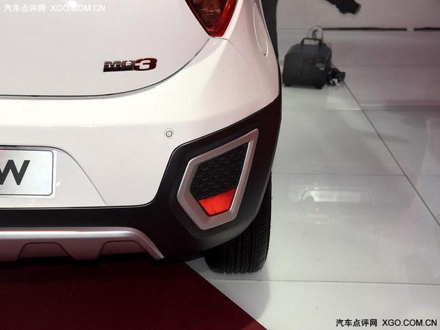 MG 3SW车型将10月18日上市 配1.5L动力