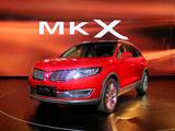 林肯MKX正式上市 售价44.98-65.98万元