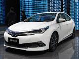 一汽丰田卡罗拉双擎上市 售价13.98万起