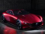 马自达RX-Vision发布 搭载转子发动机