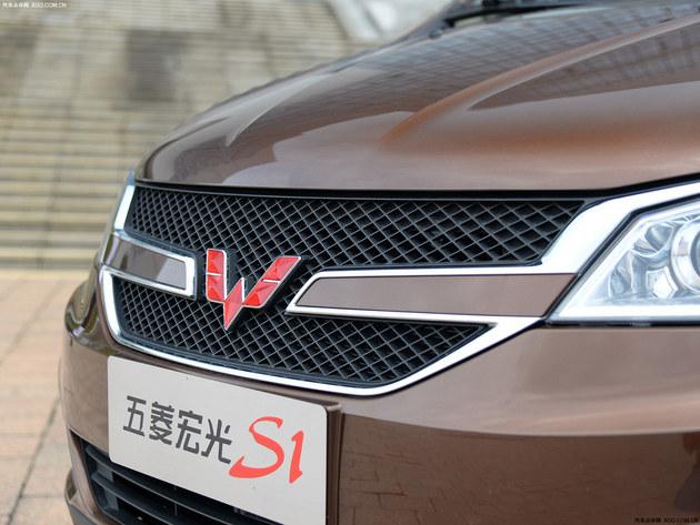 相比这点是五菱宏光S1车型面对市场竞争的撒手锏.同时不落俗套的高清图片