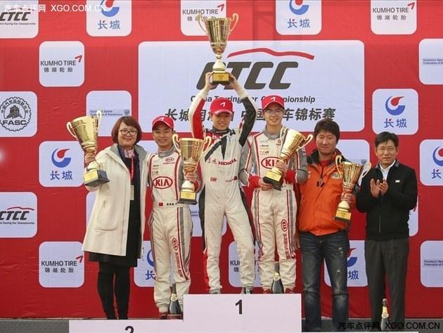 雨战中汽联 2015赛季CTCC北京站报道