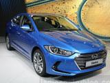 现代新伊兰特迪拜车展发布 将国产引入