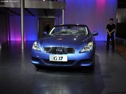 2009广州车展英菲尼迪G37