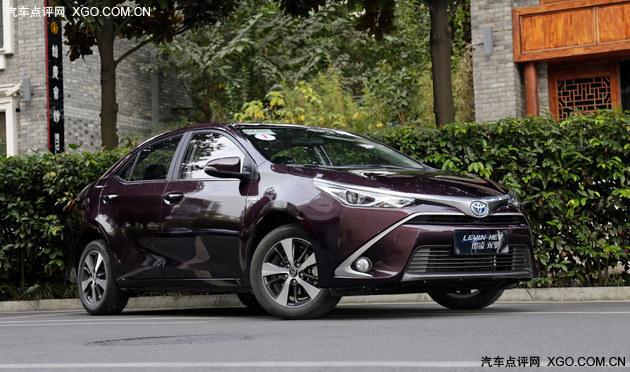 丰田2015款凌派最低价年末促销优惠直降5万