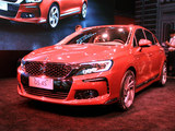 2015广州车展 DS全新两厢车DS 4S首发
