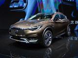 2015广州车展 英菲尼迪QX30全球首发