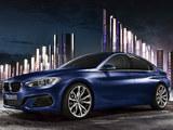 基于Concept Sedan 全新1系效果图曝光