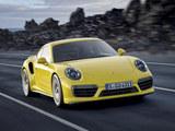 保时捷新款911 Turbo官图 北美车展首发