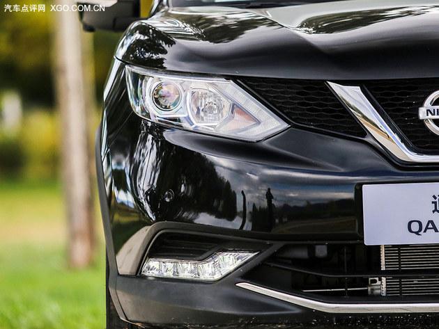 SUV跨级别之争 日产逍客对比本田缤智