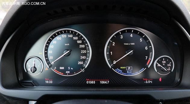 更具实际意义 宝马X5 xDrive40e试驾