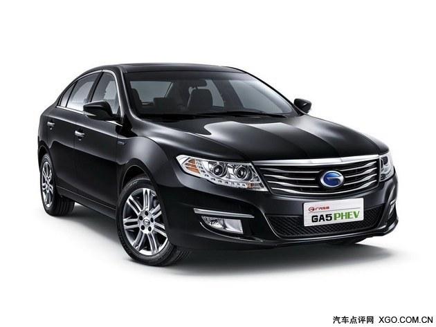 广汽传祺GA5 PHEV上市 售19.93-21.93万