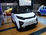 众泰芝麻E30电动车上市 补贴后售3.28万
