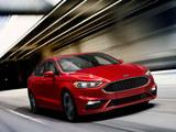 福特新款fusion官图 将北美车展亮相
