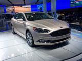 2016北美车展 福特新款Fusion实车亮相