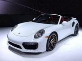 2016北美车展 保时捷新款911 Turbo发布