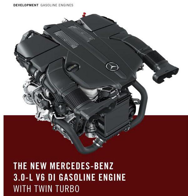 新瓶装旧酒 梅赛德斯AMG43系列引擎解析