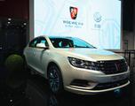 荣威950获政府采购车大奖 新能源将上市