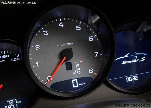 保时捷718 Boxster官图 搭载四缸发动机