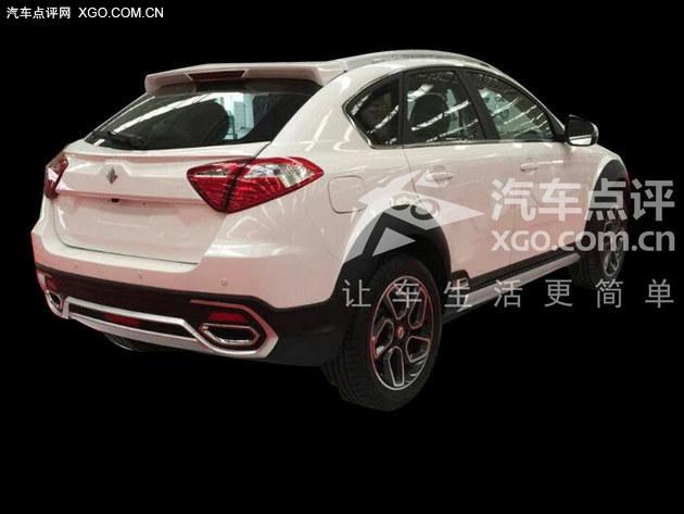 广汽岚豹SUV实车独家曝光 有望售6-9万