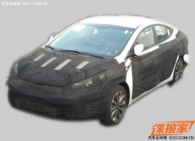 领动/KX5等 现代/起亚2016年新车展望
