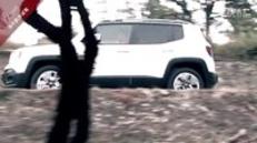 海外试驾Jeep 自由侠