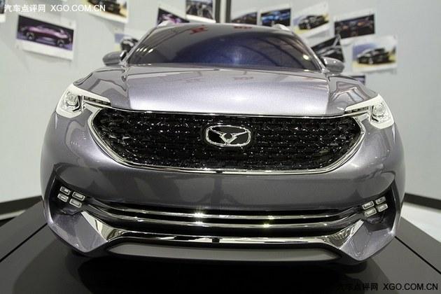 凯翼x5中型suv外形曝光 北京车展发布_汽车点评手机版