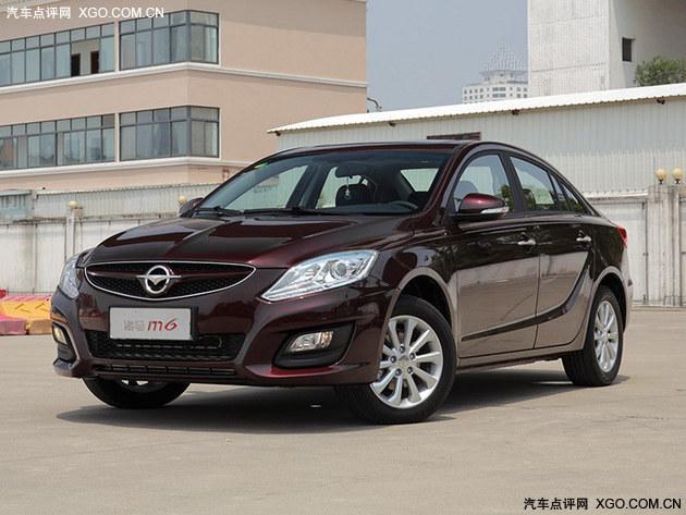 预售价7.28万起 海马M6将新增1.6L车型