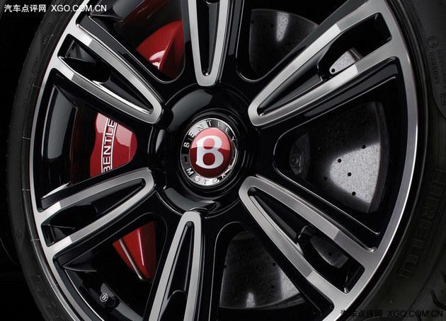 宾利飞驰V8 S官图发布 日内瓦车展亮相