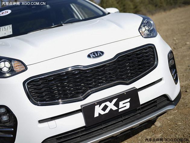 合格的继任者 试驾东风悦达起亚KX5