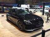 2016日内瓦车展探馆 AMG C 43 Coupe